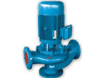 GW型管道排污水泵